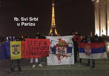 Zajedno sa Rumunima i Grcima, Srbi prekinuli meč Kosovo - Madagaskar u Parizu