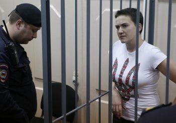 Nadija Savčenko uhapšena u parlamentu u Kijevu, optužena da je planirala puč