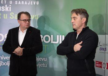 Nikšić odbio Komšićev prijedlog za ujedinjenje, pozvao se na 108 godina SDP-a