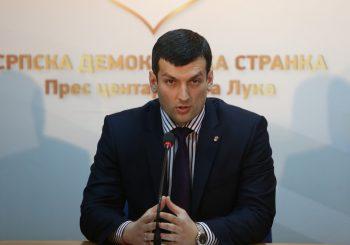 Šešić (SDS): Opozicija će pokušati da smijeni Vladu Srpske na sljedećoj sjednici NSRS