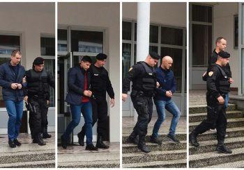 Trojici specijalaca za pljačku banke po 10,5, Olegu Bandi osam i po godina zatvora