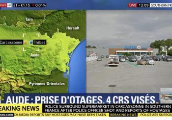 Terorista likvidiran, talačka kriza na jugu Francuske završena sa tri žrtve