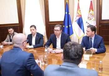 Srbi sa Kosova kod Vučića: Napuštaju Haradinajevu vladu, formiraju ZSO 20. aprila