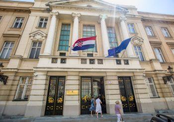 SABOR Za Hasanbegovića Komšić mahalaški prevarant, Pusićeva tvrdi da Dodik vodi hrvatsku politiku u BiH