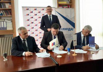 KOALICIJA TRI STRANKE Đorđić, Mitrović i Balaban idu zajedno na izbore