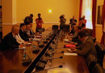 DJELOVAĆE ZAJEDNO Ujedinjenoj Srpskoj učešće u vlasti u okviru procenta SNSD-a
