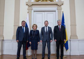 IVANIĆ Rusija ima pravo na stav o BiH, kritike predstavnika Bošnjaka nisu dobre