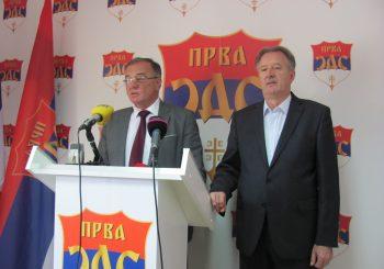 PRVA SDS Sa 42 odbora i 8.000 članova samostalno na izbore, izuzetak Parlament BiH