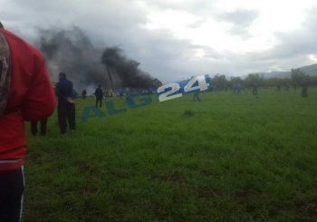 NESREĆA U ALŽIRU Srušio se vojni avion, više od 200 stradalih