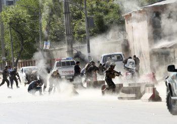 NAPAD U AVGANISTANU Bombaši samoubice usmrtili 25 ljudi i ranili više desetina