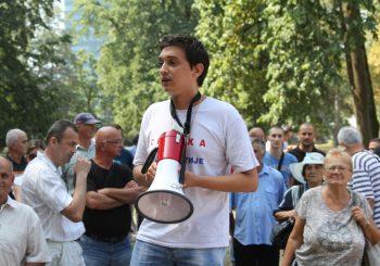 SUGESTIJE Stefan Blagić napustio Banjaluku, tvrdi da mu je ugrožena bezbjednost