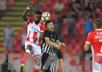 DERBI Zvezda pobijedila Partizan na startu plej ofa, imaju prednost od devet bodova