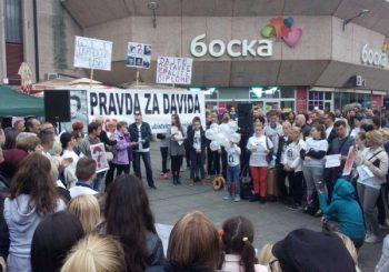 PRAVDA ZA DAVIDA Organizatori pozvali sve građane na veliki skup u subotu