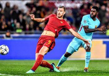 SENZACIONALAN REZULTAT Roma srušila Barselonu za polufinale Lige šampiona