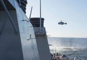 TENZIJE Flote Rusije i SAD spremne na obračun u Crnom moru zbog Sirije?