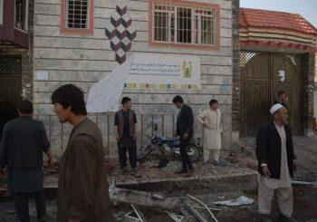 SAMOUBILAČKI NAPAD 57 mrtvih u Kabulu