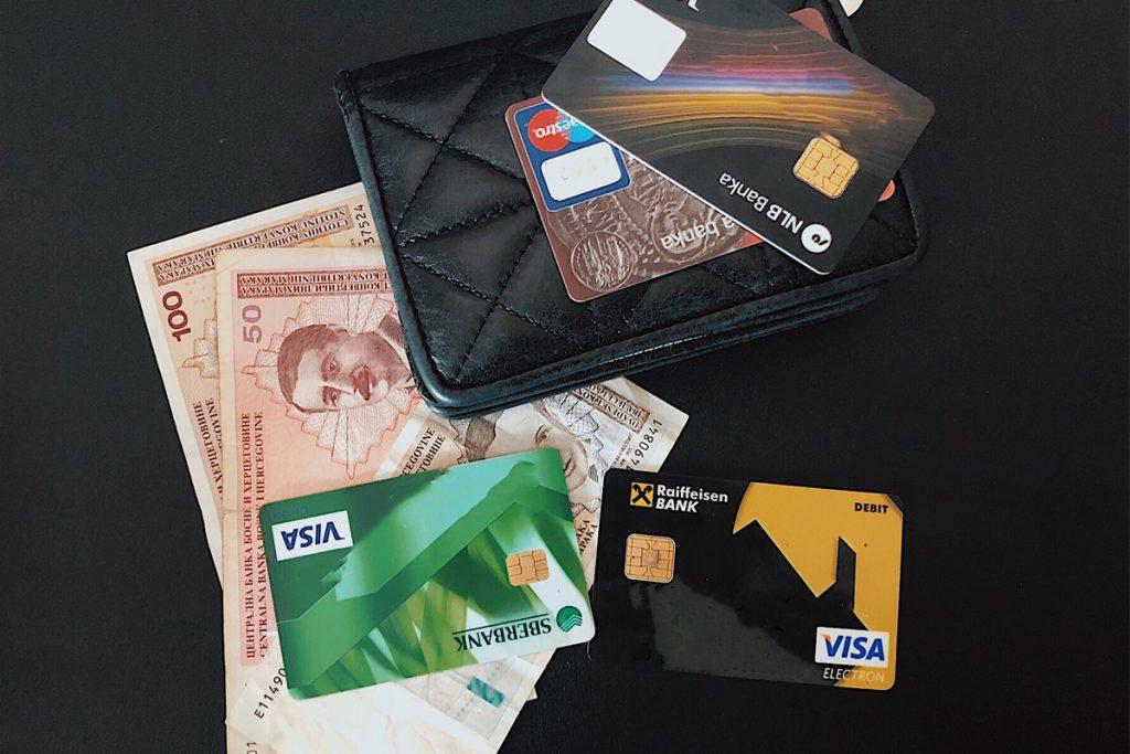kartica ili gotovina