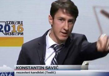 OSUMNJIČEN Konstantin Savić prijavljen tužilaštvu zbog falsifikovanja isprava