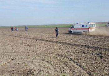 PAO VOJNI AVION KOD PANČEVA Jedan pilot poginuo, drugi teško povrijeđen