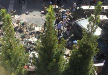 ZLOČIN Napadač u Njemačkoj pregazio četiri osobe i povrijedio 20, zatim se ubio