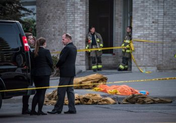 CRNI BILANS Do sada 10 mrtvih i 15 povrijeđenih u napadu kombijem u Torontu
