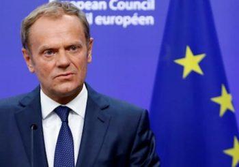 PREDSJEDNK EVROPSKOG SAVJETA Donald Tusk danas u posjeti BiH