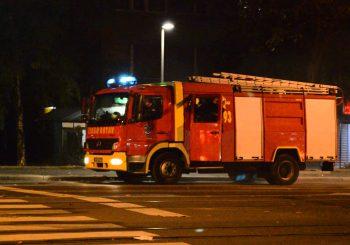 NOVI GRAD U požaru uništen proizvodni pogon