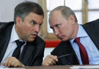 KO ĆE BITI NOVI PREMIJER Volodin na čelu Vlade Rusije umjesto Medvedeva?
