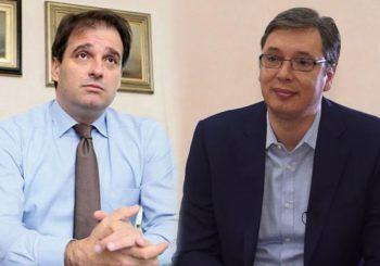 SASTANAK Govedarica prvi Vučićev gost iz RS nakon susreta s Merkelovom