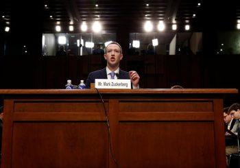 NEOBAVEZUJUĆE GLASANJE: Većina akcionara Fejsbuka zatražila smjenu Marka Zakerberga