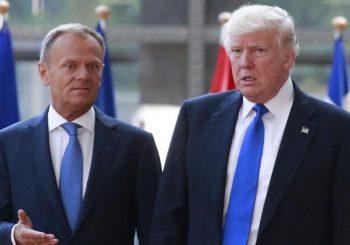 DONALD TUSK Pored prijatelja kakav je Tramp, Evropskoj uniji ne trebaju neprijatelji