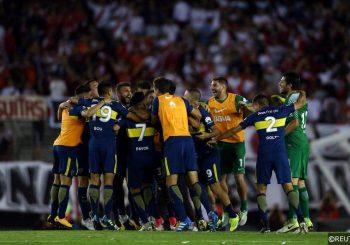 ŠAMPIONI Boka Juniors osvojila 33. titulu fudbalskog prvaka Argentine
