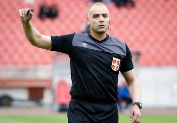 I TO SE DEŠAVA Uhapšen sudija koji je izmislio penal u meču Spartak - Radnički