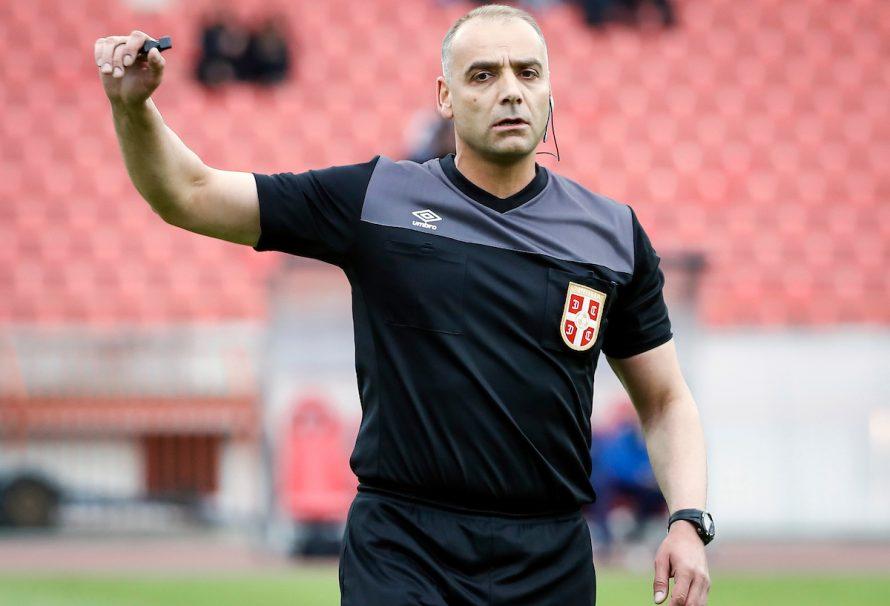 I TO SE DEŠAVA Uhapšen sudija koji je izmislio penal u meču Spartak – Radnički