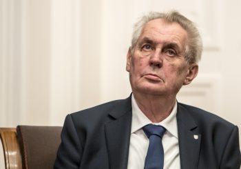 PREOKRET Predsjednik Češke kaže da novičok proizvodi ova zemlja, a ne Rusija