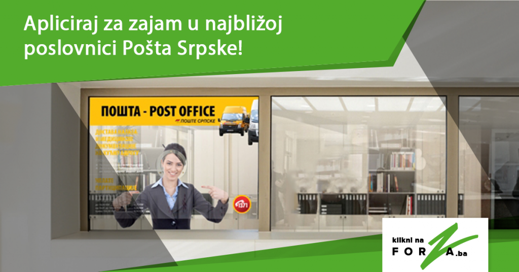 Pošte Srpske Forza