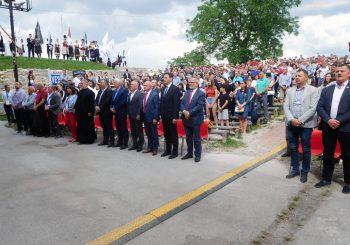 SMOTRA FOLKLORA Na manifestaciji u Banjaluci 4.000 učesnika iz 14 zemalja