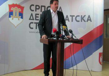 SDS Predsjedništvo prihvatilo koalicioni sporazum, potvrđene garancije NDP-u