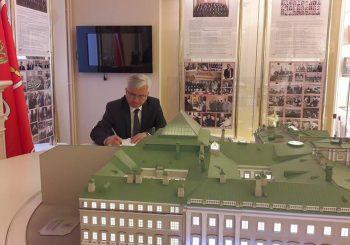 ČUBRILOVIĆ O POSJETI SANKT PETRBURGU Nepodijeljena podrška ruske javnosti Srpskoj