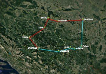 ERDOGAN O AUTO-PUTU Za Tursku prioritet trasa preko Tuzle, vrh RS sve skeptičniji