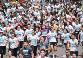 "BANJALUKA Oko 2.000 učenika trčalo ""Balans+School Run"""