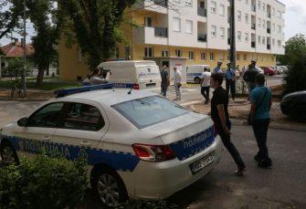 """EKSPLOZIJA U BANJALUCI Ispod """"golfa 7"""" postavljena bomba, oštećeno pet vozila"""