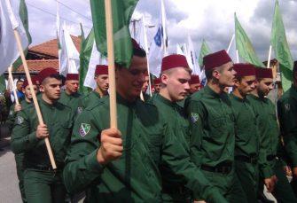 Guranje Sandžaka u Bosnu