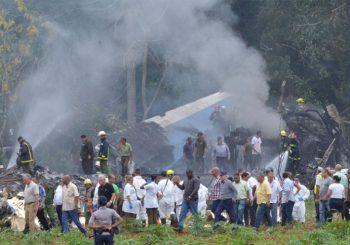 KOBNI LET Kuba u šoku nakon avionske nesreće sa 110 mrtvih, ali i tri preživjele žene