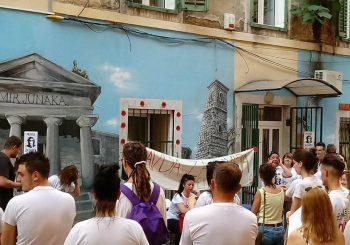 """HRVATSKA Skup """"Pravda za Davida"""" održan danas u Rijeci"""