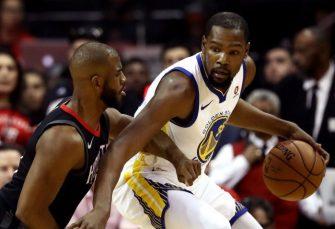 NBA Golden Stejt i Klivlend ponovo u finalu, Hjuston i Boston izgubili majstorice