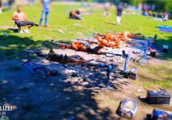 NAVIKE Oko 150 ljudi iz BiH peklo 12 jagnjadi u parku u Berlinu, i policija u šoku