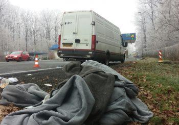 HRVATSKA Policija pucala na kombi sa 29 migranata, povrijeđeno dvoje djece
