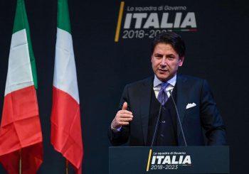 KONTE MANDATAR Buduća italijanska vlada već na meti Silvija Berluskonija