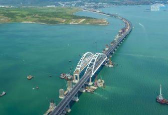 PRIHVATILI SAVJET IZ SAD Ukrajinci prijete Rusiji rušenjem mosta do Krima